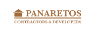 Panaretos Contractors & Developers Logo