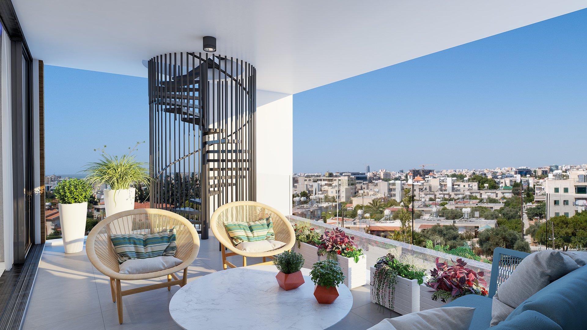 Дизайн интерьера квартир Halcyon